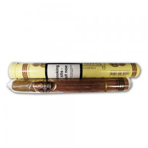 Vasco Da Gama Capa de Oro Corona Tubed Cigar - 1 Single