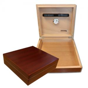 Vector Humidor - Cherry - 18 Cigar Capacity