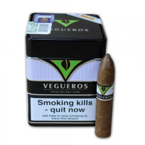 Vegueros Mananitas Cigar - Tin of 16