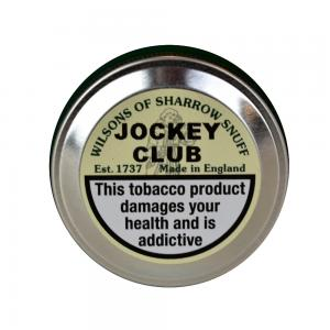 Wilsons of Sharrow - Jockey Club Snuff - Medium Tin - 10g