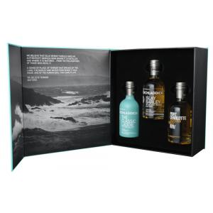 JANUARY SALE - Bruichladdich Wee Laddie 3 x 20cl Whisky Gift Pack