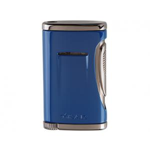 Xikar Xidris Single Jet Flame Lighter – Cobalt Blue