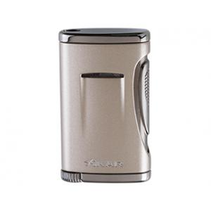 Xikar Xidris Single Jet Flame Lighter – Sandstone Tan