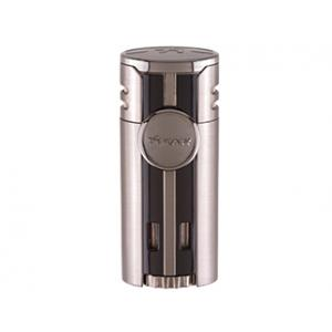 Xikar HP4 Quad Jet Cigar Lighter - Gunmetal (G2)