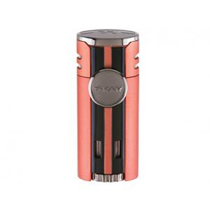 Xikar HP4 Quad Jet Cigar Lighter - Orange