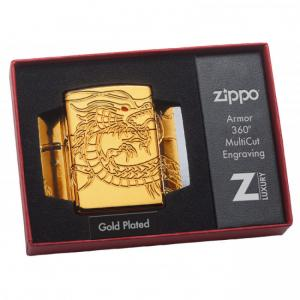 Zippo - Armor - Dragon - Windproof Lighter