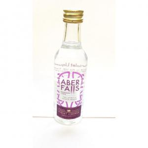 Aber Falls Rhubarb & Ginger Gin Miniature - 5cl 41.3%