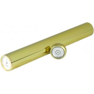 Adorini Golden Cigar Tube - Including Hygrometer