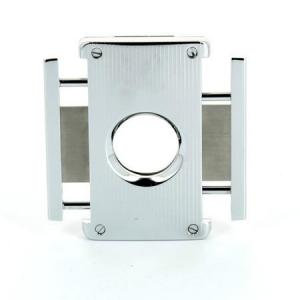 Adorini Cigar Cutter Neptune - Solingen Blades - Chrome Finish