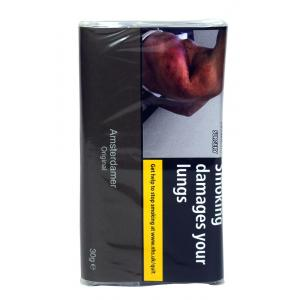Amsterdamer Original Hand Rolling Tobacco 30g Pouch