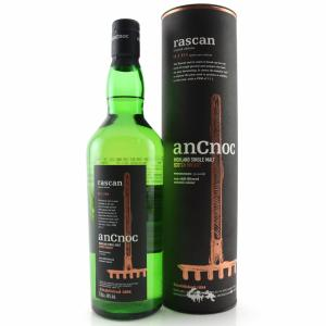 Ancnoc Rascan Limited Edition Malt Scotch Whisky - 70cl 46%