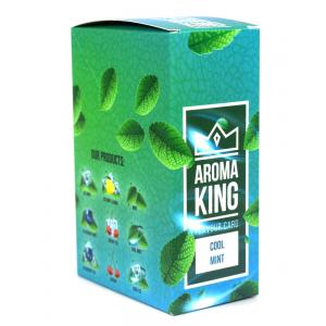 Aroma King Flavour Card -  Cool Mint - Box of 25
