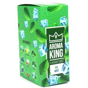 Aroma King Flavour Card -  Ice Mint - Box of 25