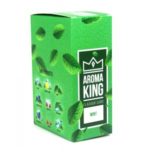 Aroma King Flavour Card -  Mint - Box of 25