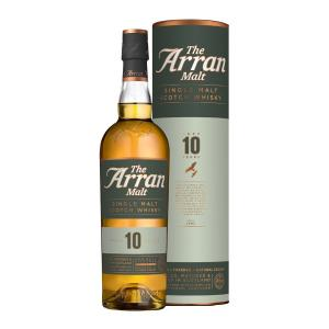 Arran 10 Year Old - 70cl 46%