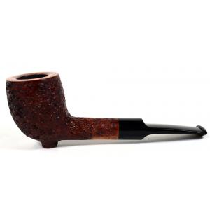 Adams Artisan By Ardor Straight Traditional Cutty 9mm Filter Swallowtail Pipe (ART144)