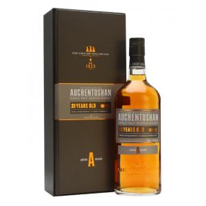 Auchentoshan 21 Year Old Malt Scotch Whisky - 70cl 43%