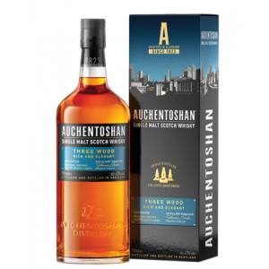 Auchentoshan Three Wood Matured - 70cl 43%