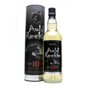 Auld Reekie 10 Year Old Islay Malt Scotch - 70cl 46%