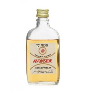 Avonside Scotch Whisky Miniature - 70 Proof