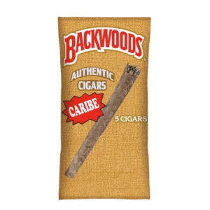 Backwoods Caribe Cigars - Pack of 5