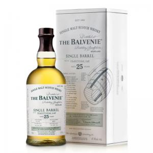 Balvenie 25yo Single Barrel Single Malt Traditional Oak - 47.8% 70cl