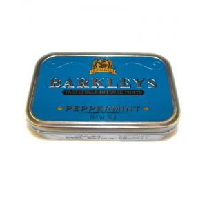 Barkleys Mints – Peppermint Tin - 50g