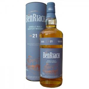 BenRiach 21 Year Old - 46% 70cl