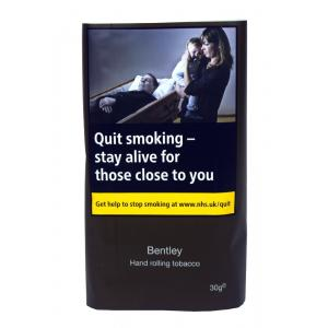Bentley Hand Rolling Tobacco (30g Pouch)