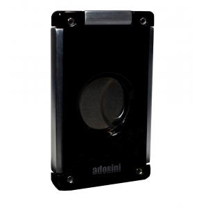 Adorini Neptune Solingen Blades Black Finish Cigar Cutter