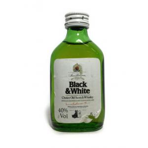 Black & White Buchanans Choice Old Miniature - 5cl 40%
