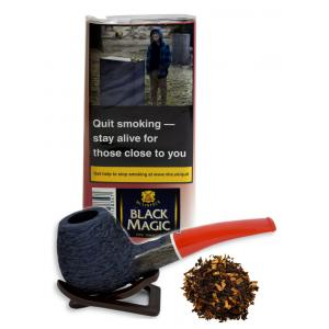 McLintock Black Magic Pipe Tobacco 040g (Pouch) - End of Line