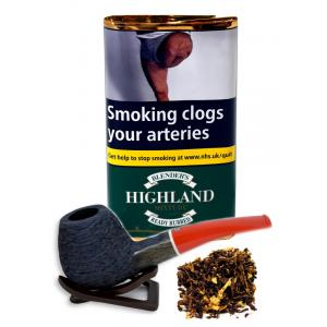Blenders Highland RR Pipe Tobacco 40g (Pouch)