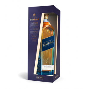 Johnnie Walker Blue Label Year of the Dog Whisky - 70cl 40%