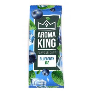 Aroma King Flavour Card -  Blueberry Ice - 1 Single