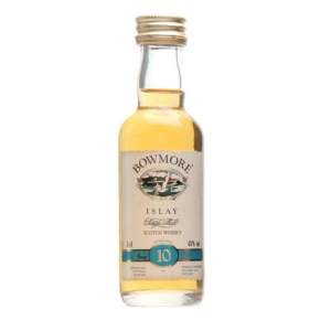 Bowmore Islay 10 year old Miniature - 5cl 43%
