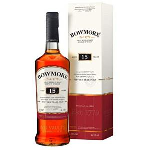 Bowmore 15 Year Old - 70cl 43%