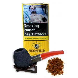 Brookfield No. 1 Pipe Tobacco (Aromatic) 50g (Pouch)