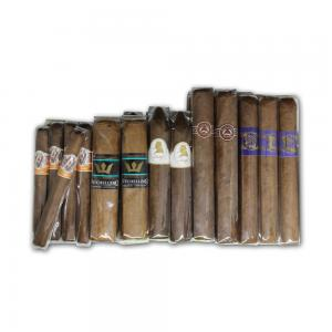 Budget New World Mixed Box Selection Sampler - 25 Cigars