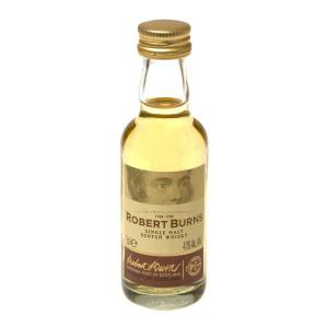 Arran Robert Burns Blended Miniature - 5cl 40%