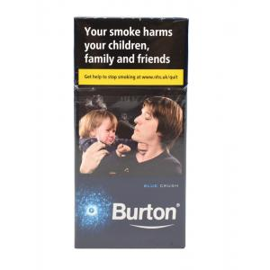 Burton Blue Crushball Cigarillo - Pack of 10