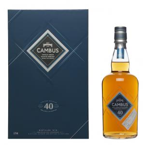 Cambus 40 Year Old 1975 Special Release Whisky - 70cl 52.7%