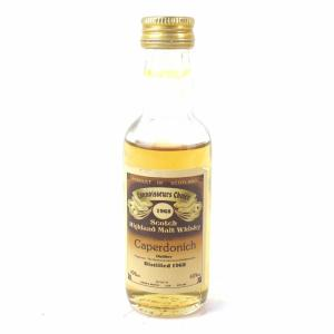 Caperdonich 1968 Connoisseurs Choice Miniature - 5cl 40%