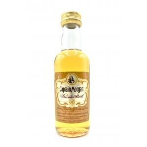 Captain Morgan Private Stock Rum Miniature - 40% 5cl