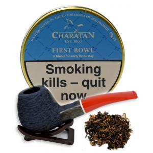 Charatan First Bowl Pipe Tobacco 50g Tin (Dunhill Early Morning)