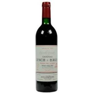 Chateau Lynch-Bages Pauillac 1985 Wine  - 75cl