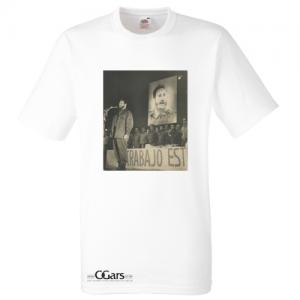 C.Gars Ltd - Che Guevara Speech T-Shirt