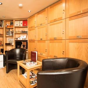 Client Lockers - Turmeaus Mayfair