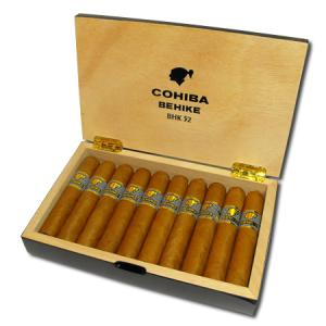 Cohiba Behike BHK 52 Cigar - Box of 10 (Spanish Market Selection)