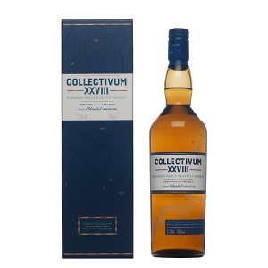Collectivum XXVIII 2017 Release Blended Malt Scotch Whisky - 70cl 57.3%